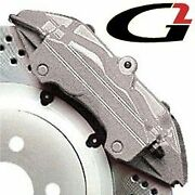 Silver G2 Usa Brake Caliper Paint System Free Shipping Ships In 24 Hours