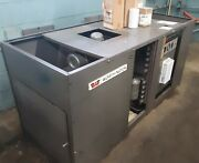 Atlas Copco Worthington 25hp Rotary Screw Air Compressor Good Working Condition