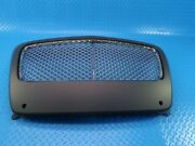 Bentley Continental Gtc Gt Main Radiator Grille Chrome 4 Pieces 9774