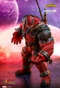 1/6 Hot Toys Vgm35 Marvel Contest Of Champions Venompool Movie Action Figure