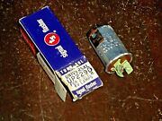 1940and039s-1950and039s Antique Car Truck 6 Volt 3 Prong Flasher-nos-gm Fomoco Mopar Andmore