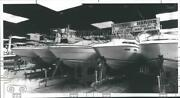 Large 1978 Press Photo Oand039hare Boat Show Opens - Ssa11071