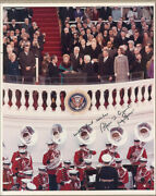Spiro T. Agnew - Autographed Signed Photograph With Co-signers