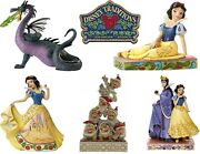 Disney Traditions Snow White And The Seven Dwarfs Range Of Figurines