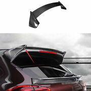 For Porsche Cayenne 2014-2017 Dry Carbon Fiber Roof Spoiler Tail Lip Wing Bar