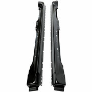 For 03 06 Ford Expedition Extended Rocker Panels Replace For 1984-109 1984-110