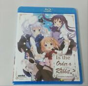 Is The Order A Rabbit Phase 1 All 12 Episodes Blu-ray Box North American