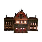 Department 56 Heritage Village Dickens Collection Lighted Victoria Station 55743