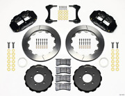 Wilwood Narrow Superlite 6r Front Hat Kit 12.88in 2006-up Civic / Crz 140-11978