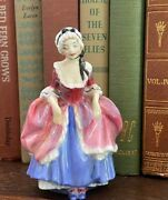 Vintage Doulton M80 Goody Two Shoes Miniature Series, Very Rare, 1940's.