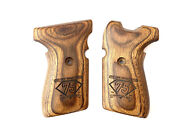Sig 230 Classic Panel Super Walnut With Ohio State Highway Patrol Wood Grips