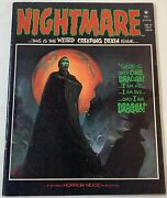 October 1973 Skywald Nightmare 15 There Is Only One Dracula