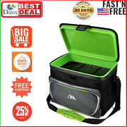 Soft Sided Cooler Outdoor Camping Picnic Lunch Box All Sizes 6/12/24/36 Cans