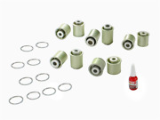 Afe Control Pfadt Steel Frame Drag Rear Solid Spherical C/a Bearings Set For Ch
