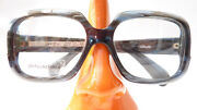 Silhouette Glasses Vintagegestell Menand039s Nerd Square Oldschool Rarity New Size L