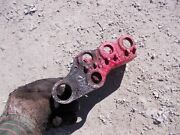 Ford Naa Tractor Original 3pt Hitch Center Top Link Anchor Mounting Adj Bracket