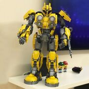 Bumblebee Transformation Robot Truck Super Hero Action Figure Collectible Toys