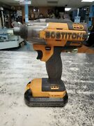 Bostitch 18v Cordless 1/4 Impact Driver Wrench Btc440 Tool Only Plus Battery