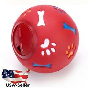 New Dog Toy Puzzle Ball Bite-resistant Leaking Food Training Ball Dog Iq Trainer