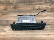 Bmw Oem E83 X3 Front Business Radio Cd Player Headunit Stereo Deck 2004-2010 1