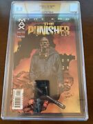 Punisher The End 1 Cgc Ss 9.8 Richard Corben White Pages Marvel Comic Book
