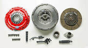 South Bend / Dxd Racing Clutch 09-18 For Audi A4 2.0l Turbo Stg. 2 Daily Clutch