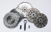 South Bend Clutch 04-07 For Ford 6.0l Zf-6 Street Dual Disc For Ford/cummins Con