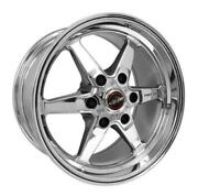 Race Star 93 Truck Star 20x9.00 6x135bc 5.92bs Direct Drill Chrome Wheel 93-090