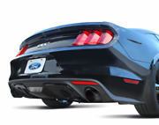 Gibson 15-17 For Ford Mustang Gt 5.0l 3in Cat-back Dual Exhaust - Black Elite C