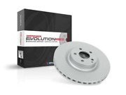 Power Stop 14-15 For Acura Ilx Front Evolution Geomet Coated Rotor Jbr709evc