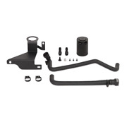 Mishimoto 11-14 For Ford For For F-150 V8 Baffled Oil Catch Can - Black Mmbcc-f