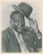 Spencer Andy Brown Williams Jr. - Autographed Inscribed Photograph