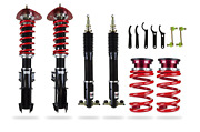 Pedders Extreme Xa Coilover Kit 2015+ For Ford Mustang S550 Includes Plates Ped