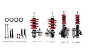 Pedders Extreme Xa - Remote Canister Coilover Kit 2009-2014 For Chevrolet Camaro