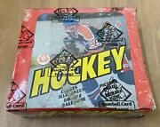 Vintage 1982-1983 Opc O-pee-chee Hockey Cards Wax Box Wrapped Bbce - Non X Out