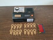 Escape Room The Game Spin Master Chrono Decoder And Keys Replacement Parts Only