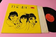 The Who Lp Same Title Orig Italy 1966 Nm Only Italy Cover Tooopppp