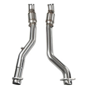 Kooks 2012+ For Jeep Grand Cherokee Srt8 6.4l 3in Stainless Green Catted Connect