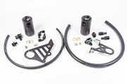Radium Engineering 2016+ For Ford Focus Rs Dual Catch Can Kit 20-0328