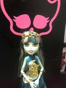 Monster High Frankie Stein 13 Wishes Doll Great Condition 💕