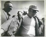 1970 Press Photo Miller Barber, Greater New Orleans Open Champion Receives Coat