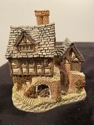 Vintage 1983 David Winter Andldquothe Bakehouse Centre Of Village With Box And Coa