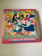 Goods At That Time Sailor Moon 105 Cards Card Files