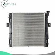 Fits Sbr2090-12 Part New Aluminum Truck Replacement Radiator Fits For Forklift
