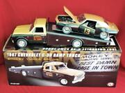 Smokey Yunick Racing C-30 Ramp Truck - Limited Edition - 1/18 Diecast By Acme
