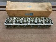 Nos Ford 240 Straight Six 6 Cylinder Head 1965 66 67 68 69 70 71 72 73 74 75