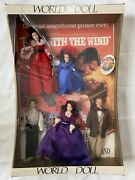 Vintage Gone With The Wind 50th Anniversary World Dolls Box Set