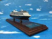 """Holland America """"zudreman"""". Size 19""""approx Scale 11100 Approx."""