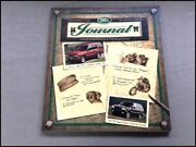 1999 Land Rover Discovery And Range Rover 104-page Big Sales Brochure Catalog
