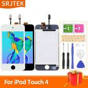 For Ipod Touch 4 4th Gen Lcd Display Touch Screen Digitizer Assembly Replacement